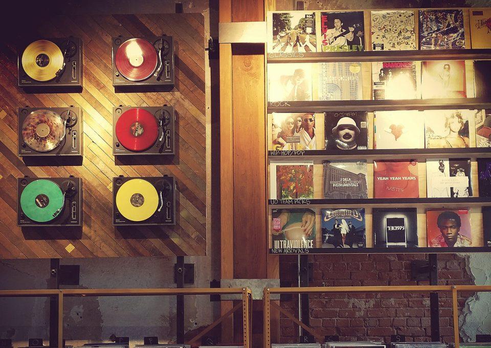 Urban Outfitters: Lang lebe die Schallplatte