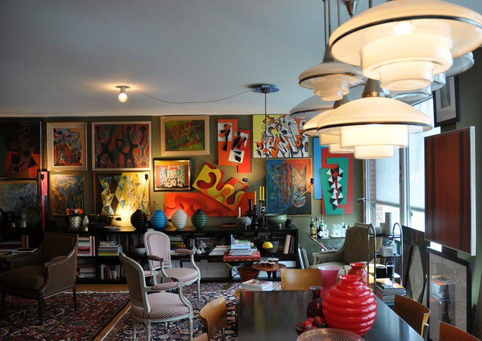 At home with Designer Karim El-Barbari