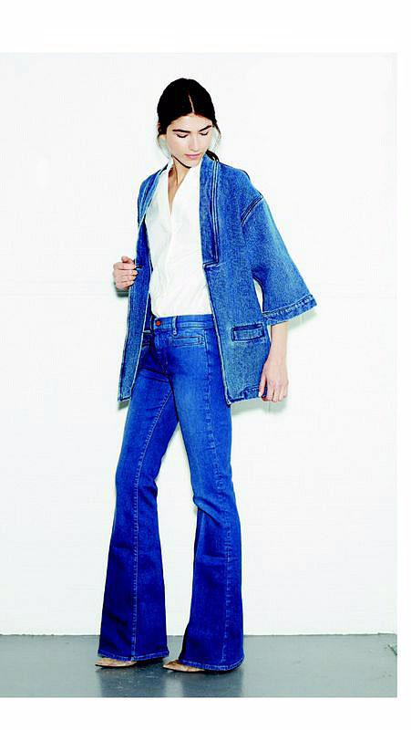It's all about Jeans - Kimono Jacket und Marrakech Jeans vom It-Label MiH