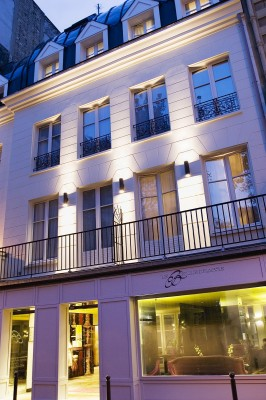 Christian Lacroix's Boutique Hotel in Paris