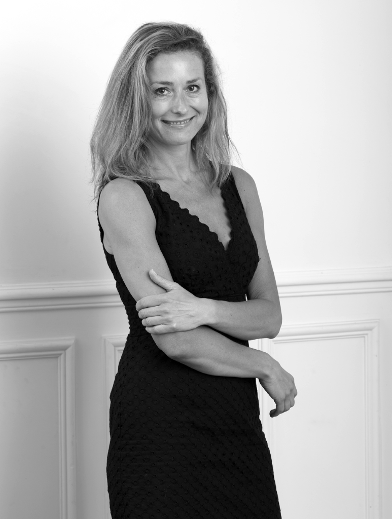 MyStylery at home with designer Katharina Schmitter in Paris