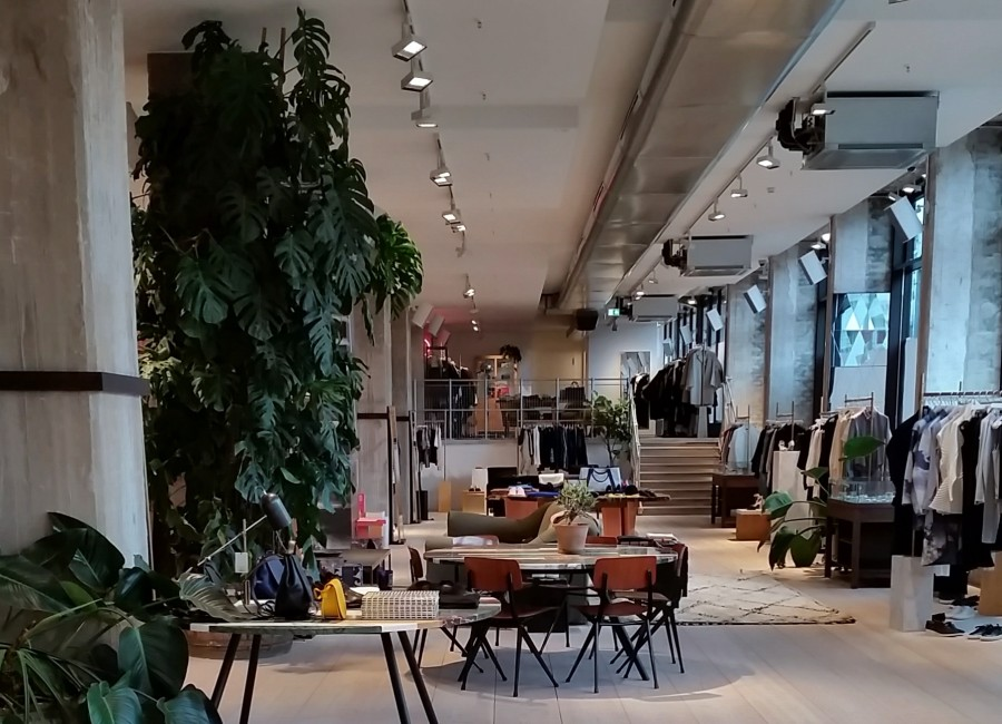 New Conceptstore in Berlin