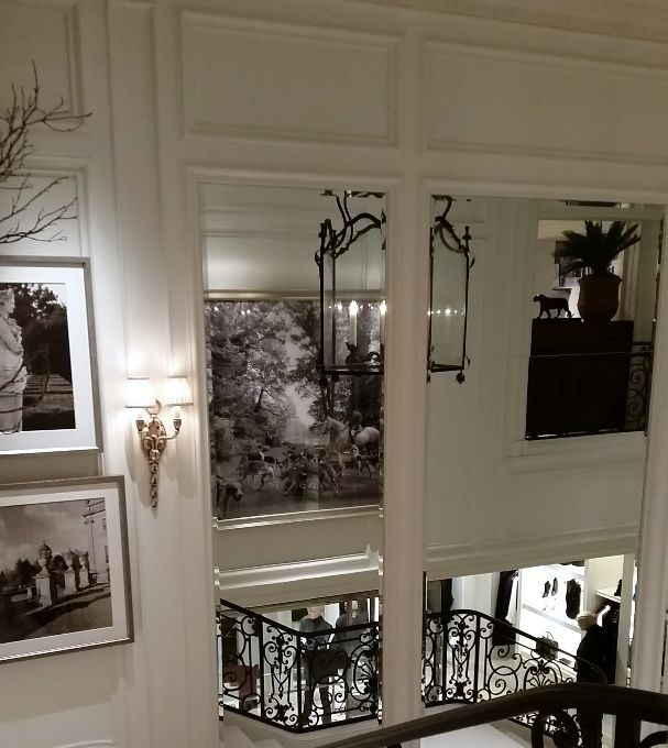 Ralph Lauren's flagship store in New York