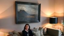 Zu Besuch bei Modedesignerin Claudia von Schacky