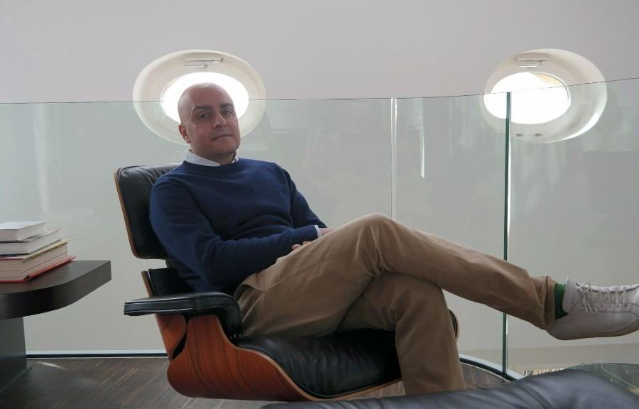 Top Advertiser Amir Kassaei in Berlin