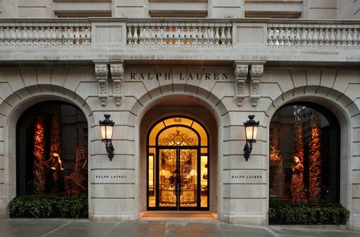 ralph lauren 39 s flagship store in new york my stylery