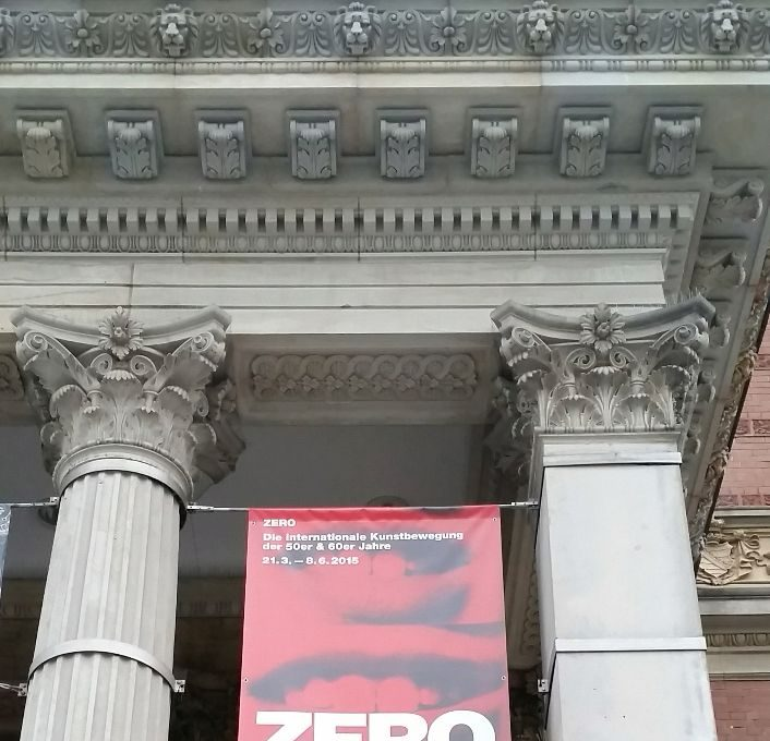 ZERO at Martin-Gropius-Bau, Berlin