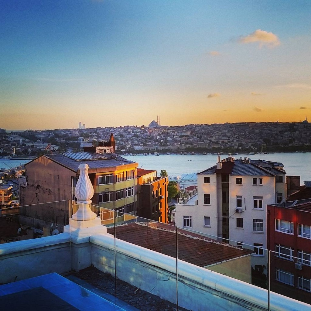 Rooftop with a view sohohouse istanbul report now on wwwmystylerycomhellip