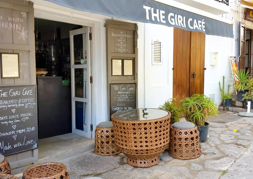 Ibiza Love: The Giri Café