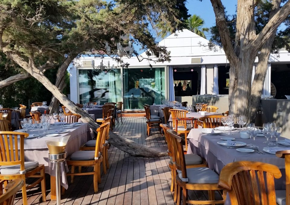 Ibiza Love: Blue Marlin Restaurant