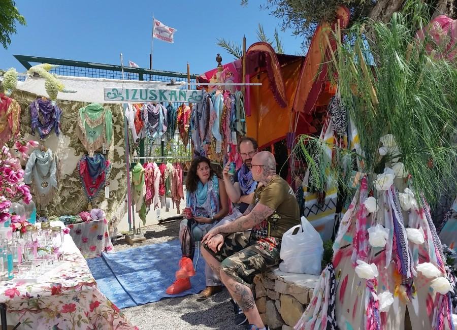 Ibiza-Love: Hippiemarkt Las Dalias