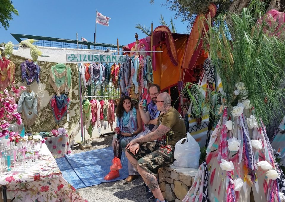 Ibiza Love: Hippie market Las Dalias
