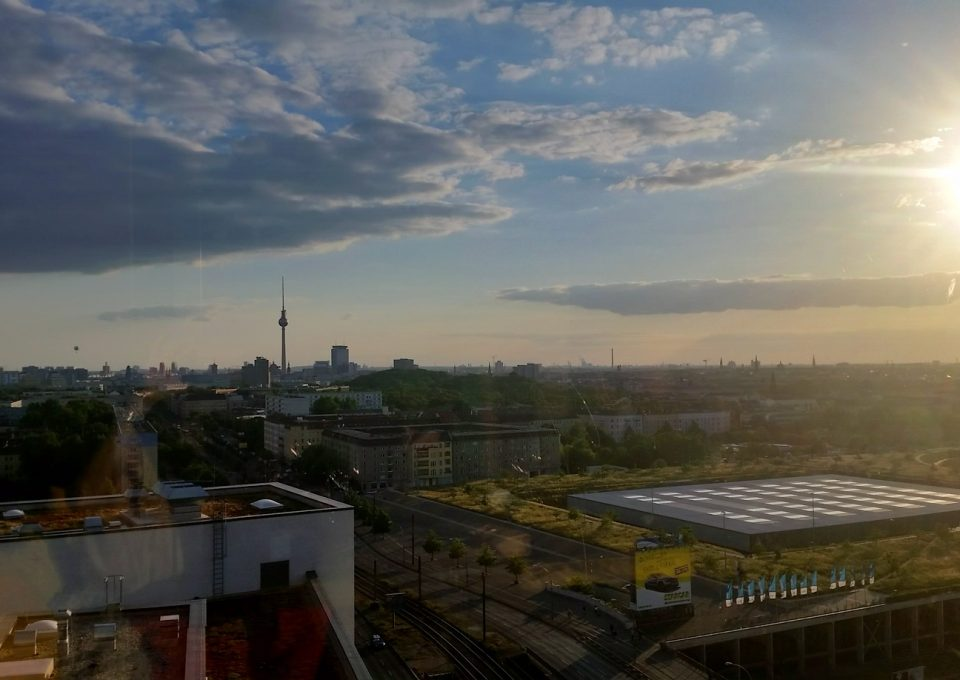 Skykitchen: Der Himmel über Berlin