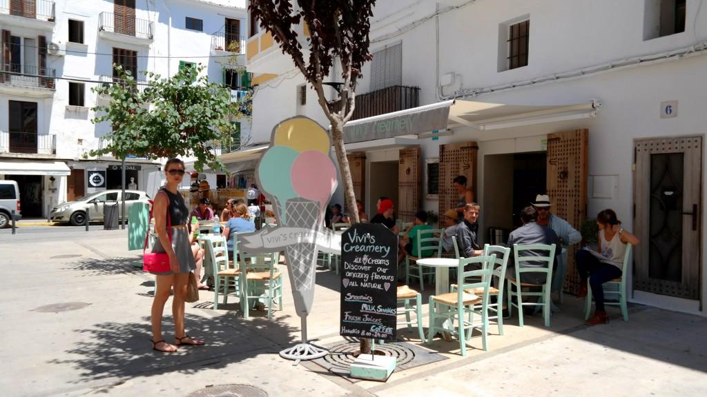 Vivi's Creamery MyStylery Hotspot Ibiza and Ibiza-Love