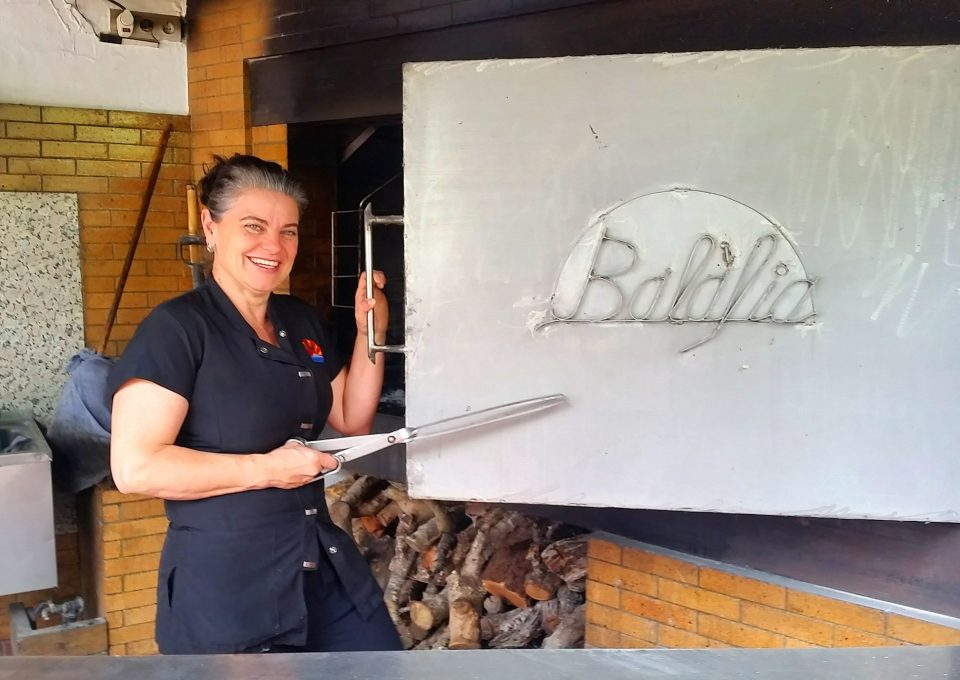 Ibiza Love: Restaurant Cami de Balafia