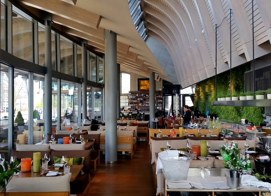 Restaurant Coast and its fabulous crossover kitchen