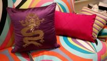 Luxus-Kissen in Hülle und Fülle
