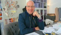 Zu Besuch bei Design- und TV-Darling Thomas Rath