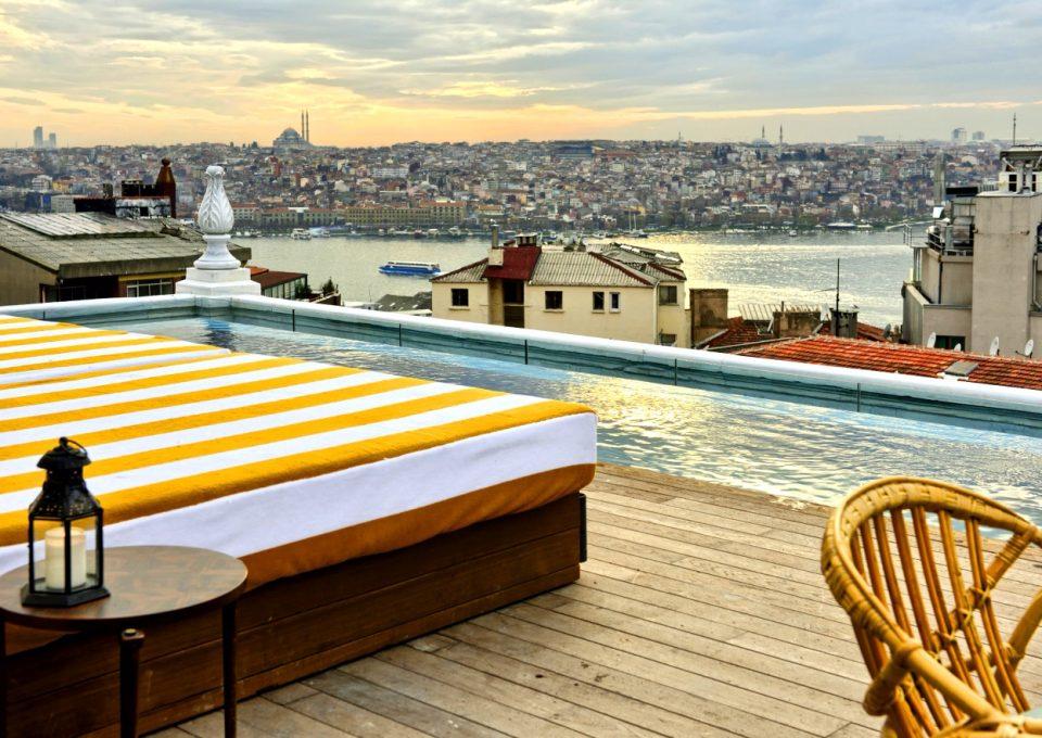 Soho House Istanbul: Ein Palast aus 1001 Nacht