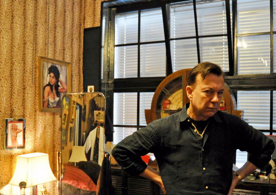 Zu Besuch bei Künstler Thomas Dellert