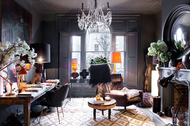 Interior Designer Abigail Ahern Be Brave My Stylery