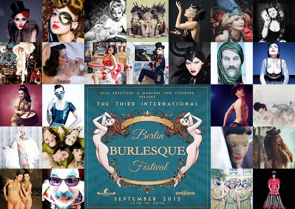 Internationales Berlin Burlesque Festival
