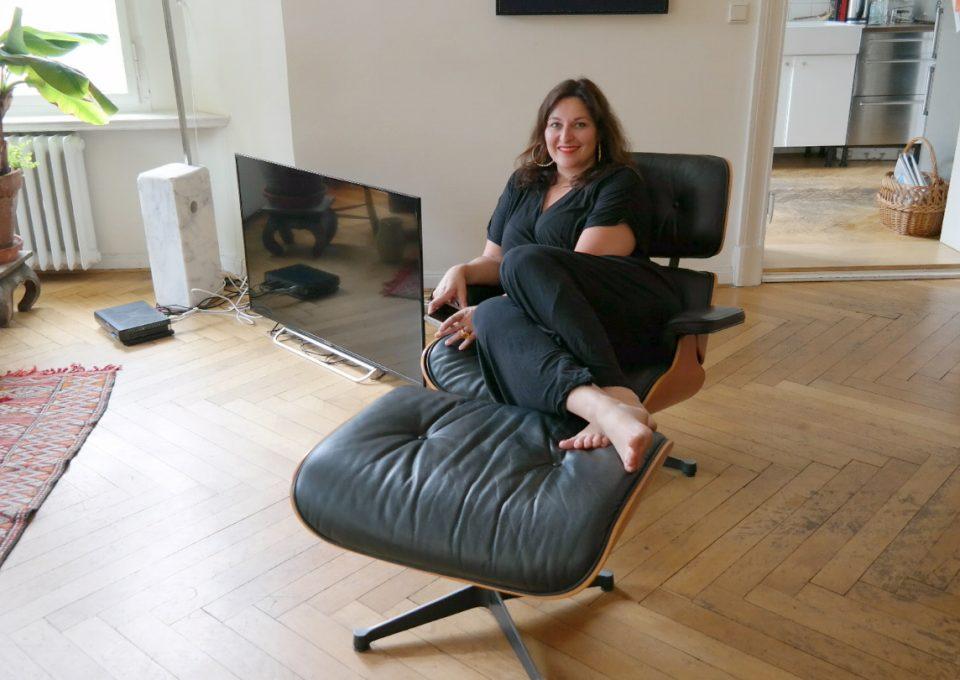 A visit to Anna Jill Lüpertz