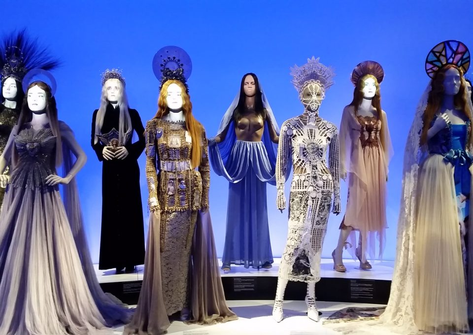Jean Paul Gaultier-Exhibition in Munich