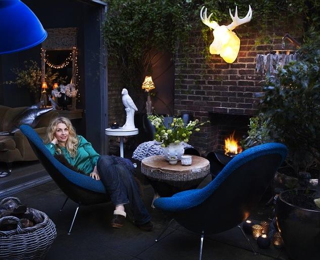 Interior-Designerin Abigail Ahern: Mut zur Farbe!