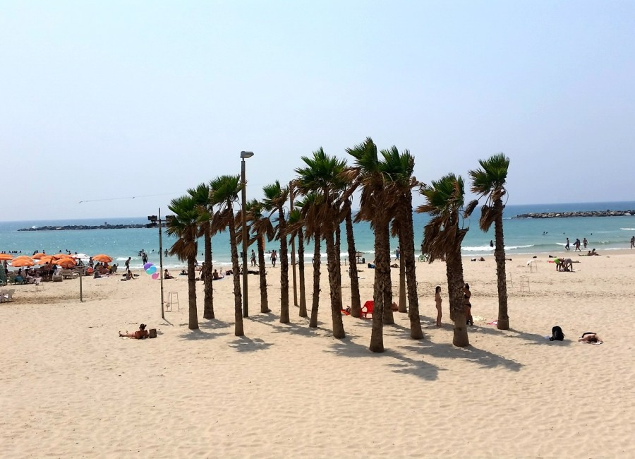 A perfect day in Tel Aviv