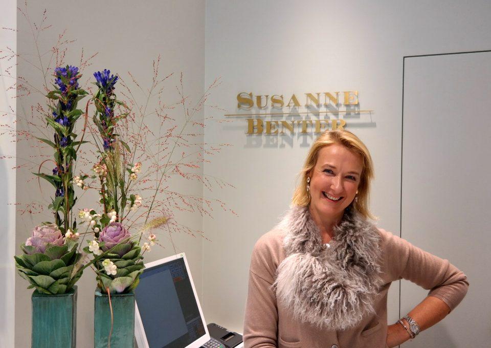 Susanne Benters Shopping-Paradies