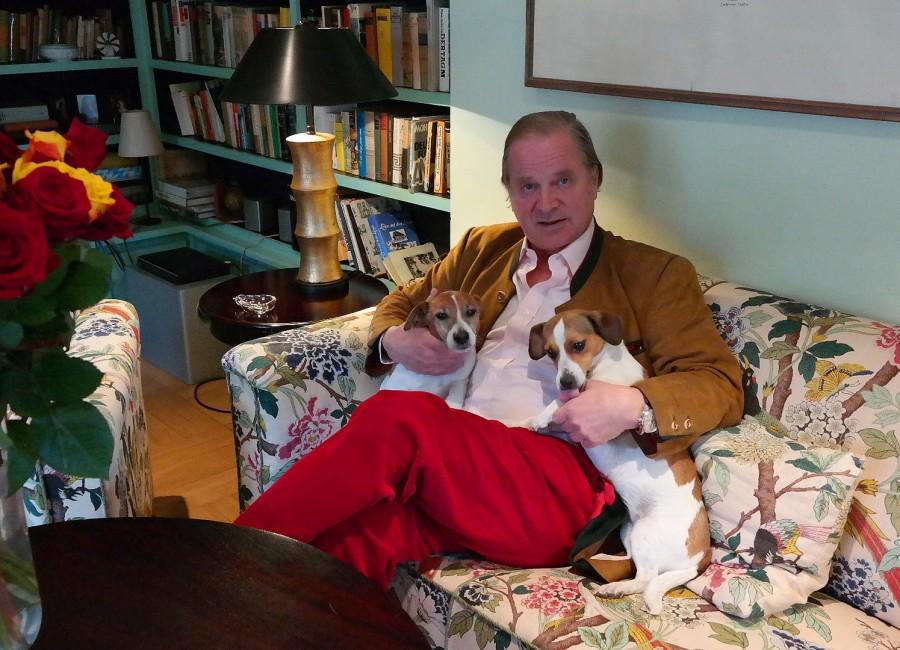 At home with Enno von Ruffin