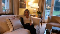 At home with Kimberly Marteau Emerson