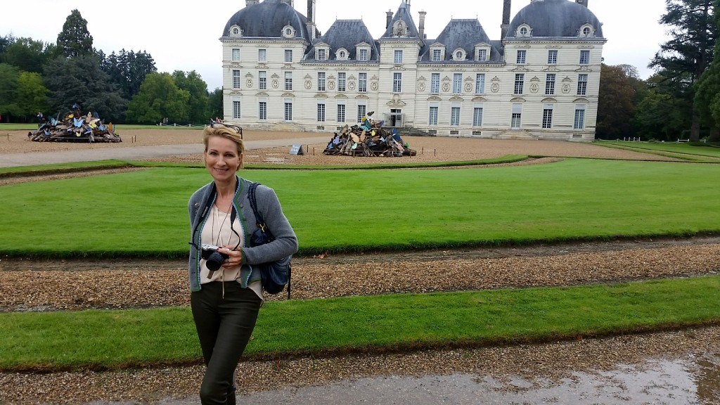 Souvent Château de Cheverny - A Dream Castle in the Loire Valley - My Stylery IF47