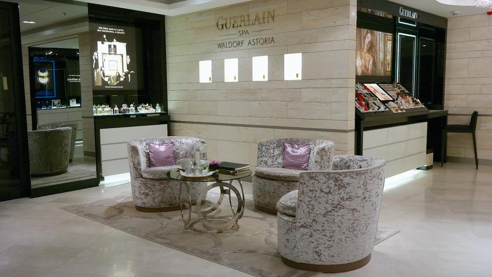 Das Guerlain Spa im Waldorf Astoria