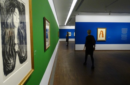 Edvard Munch-Exhibition in Vienna