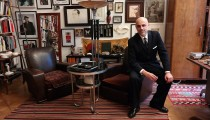 At home with Cultural Manager Dr. Gerald Matt