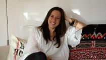 Zu Besuch bei Silvia Gattin