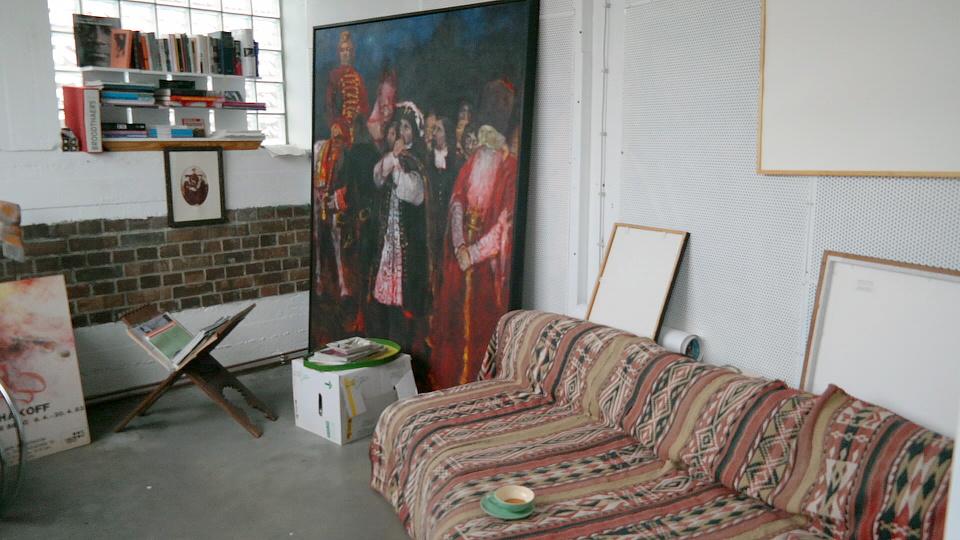 MyStylery zu Besuch im Berliner Atelier von Haralampi Oroschakoff (10)