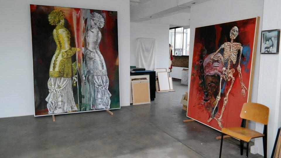MyStylery zu Besuch im Berliner Atelier von Haralampi Oroschakoff (4)