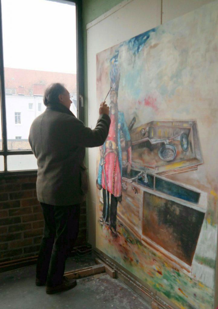 MyStylery zu Besuch im Berliner Atelier von Haralampi Oroschakoff (5)