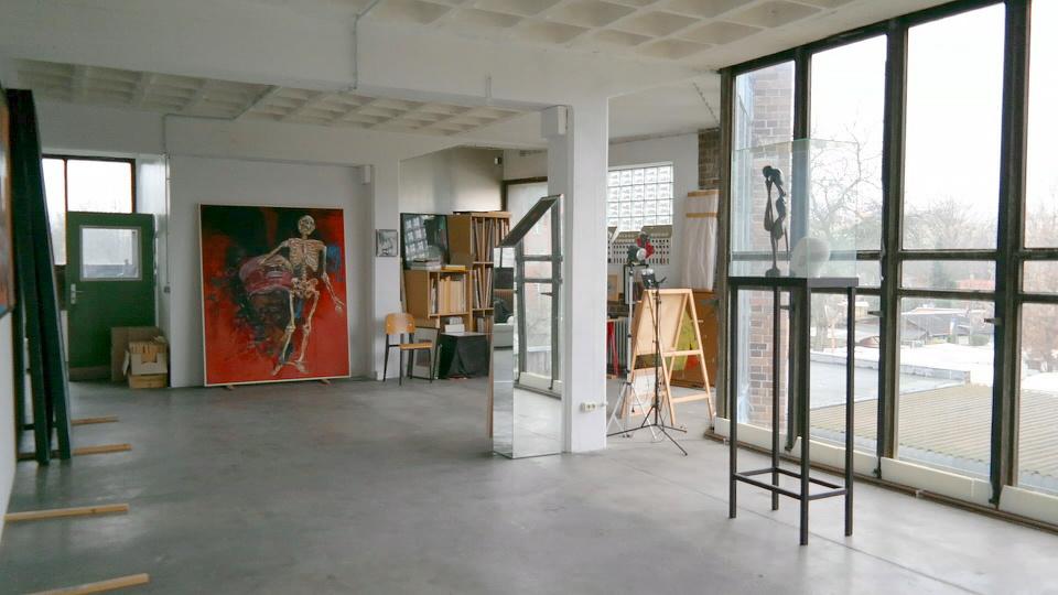 MyStylery zu Besuch im Berliner Atelier von Haralampi Oroschakoff (6)