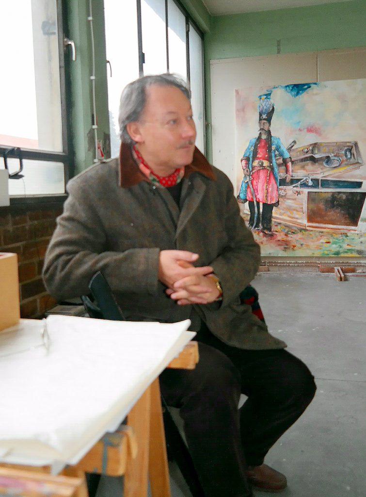 MyStylery zu Besuch im Berliner Atelier von Haralampi Oroschakoff (7)