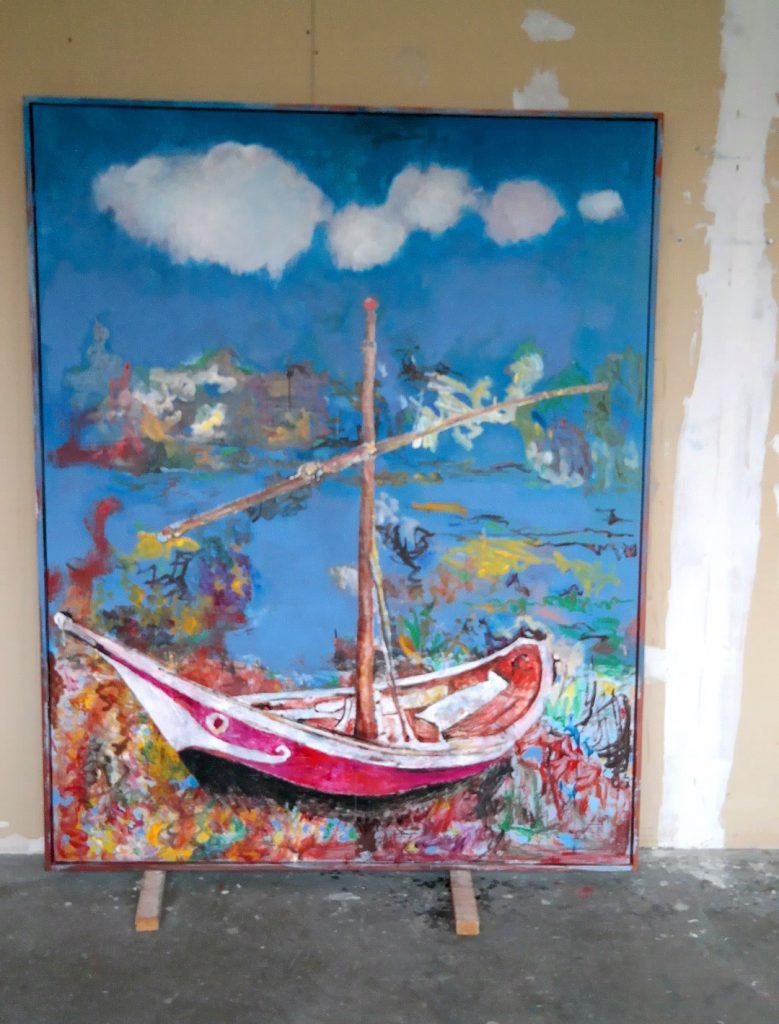 MyStylery zu Besuch im Berliner Atelier von Haralampi Oroschakoff (9)