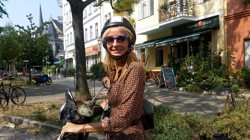 MyStylery zu Besuch bei der Fotografin Jorinde Gersina in ihrer Berliner Altbauwohnung