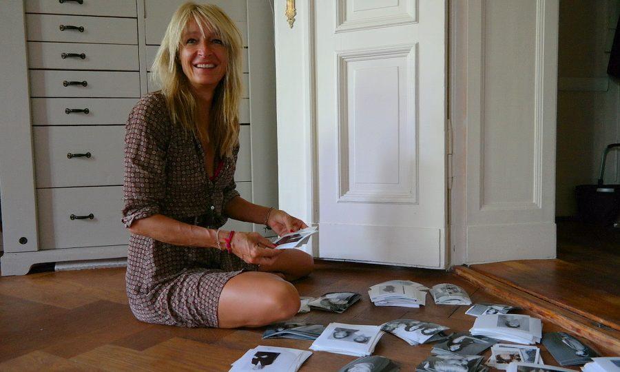 Zu Besuch bei Jorinde Gersina