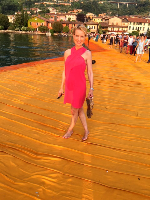 MyStylery Christo Floating Piers Lago D'Iseo (2)