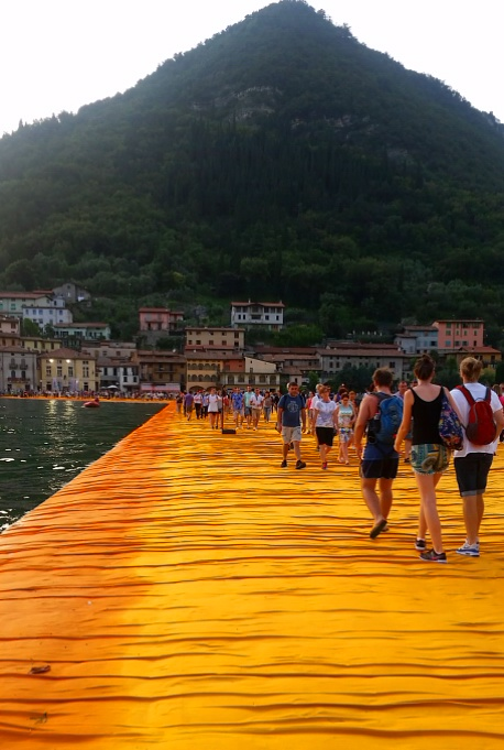 MyStylery Christo Floating Piers Lago D'Iseo (20)