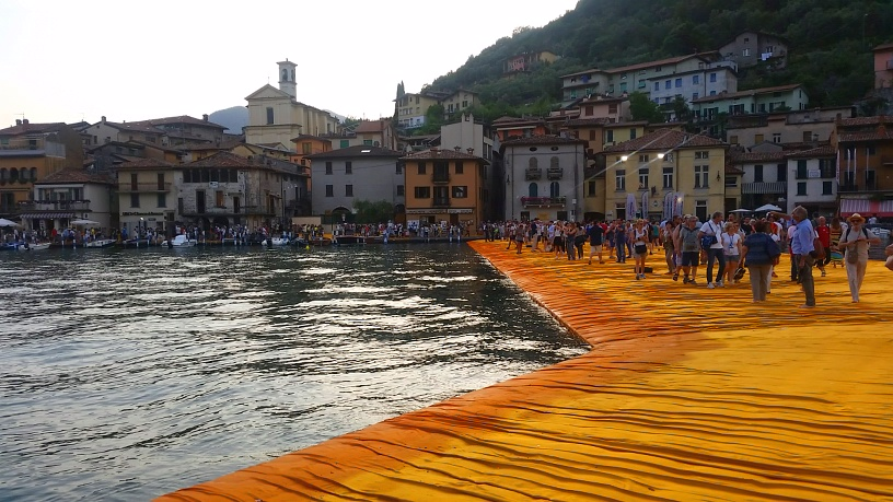 MyStylery Christo Floating Piers Lago D'Iseo (21)