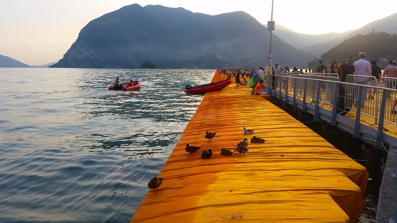 MyStylery Christo Floating Piers Lago D'Iseo (25)